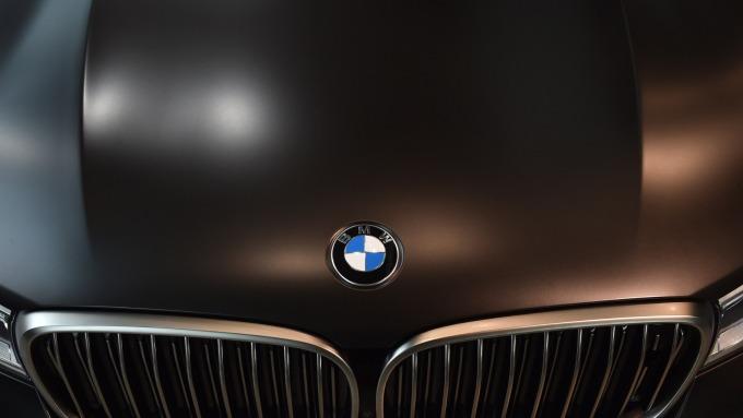 BMW公布在華重大調整。(圖:AFP)