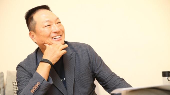 王令麟將重新接掌東森購物董事長。(圖:東森購物提供)