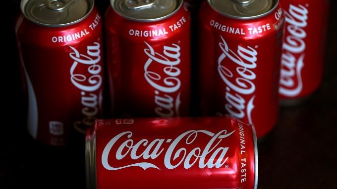 可口可樂51億美元收購Costa只差一步。(圖:AFP)