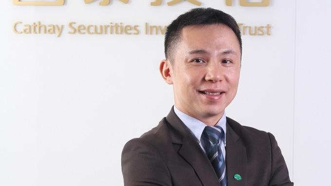 國泰投信ETF團隊基金經理人游日傑。 (國泰投信提供)