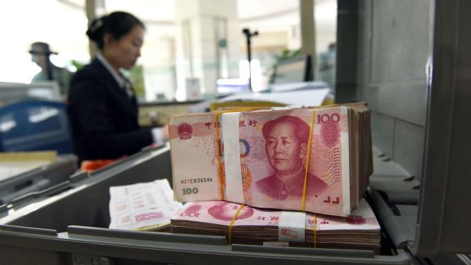 國際金融業者:中國不會操縱人民幣 目前只是重返2016年水平       (圖:AFP)