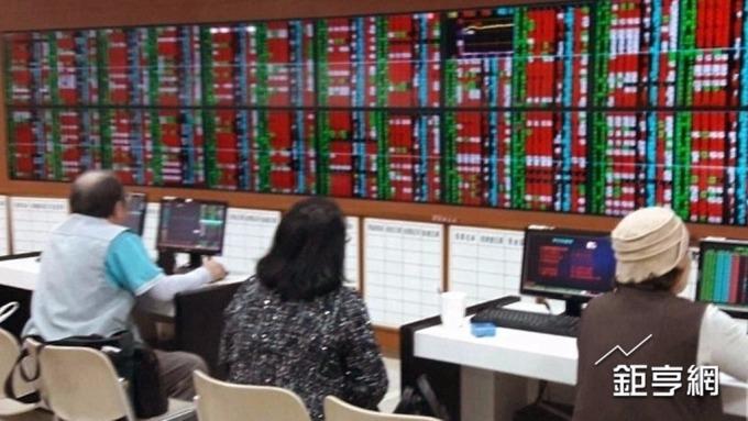 台股加權指數終場幾乎收在最高點至10045.81點。(鉅亨網資料照)
