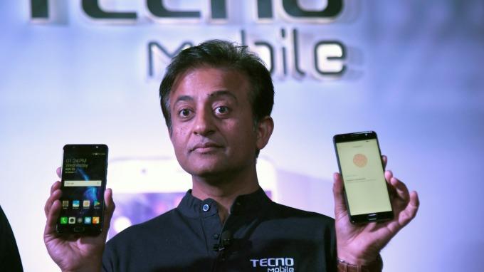 Tecno開始朝印度市場進軍(圖:AFP)