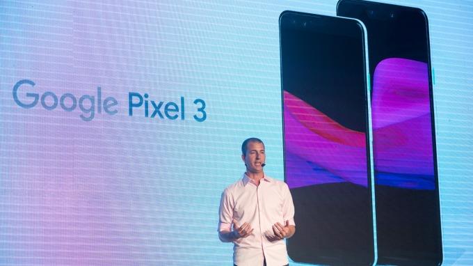 Google Pixel 3手機在台開賣 Google助理中文版正式登台