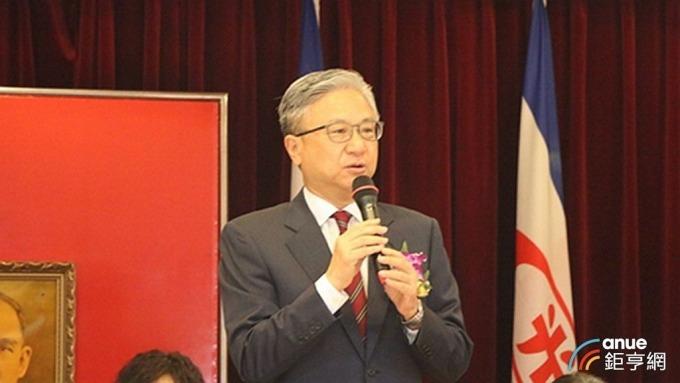 新纖董事長吳東昇。(鉅亨網資料照)