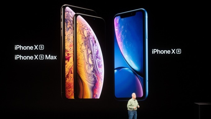蘋果最被看好的新機iPhone XR將邁入量產與開賣階段。(圖:AFP)