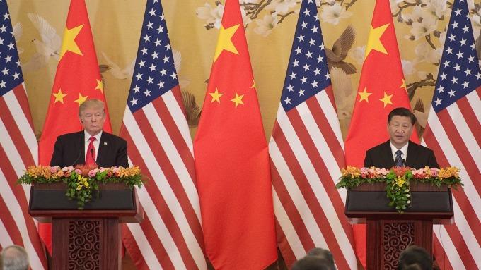 早前市場傳 G20 川習會有望讓中美貿易戰破冰。(圖:AFP)