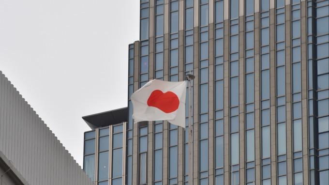 日本出口兩年來首次負增長。(圖:AFP)
