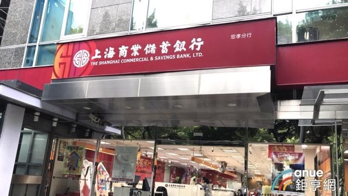 〈上海商銀掛牌〉15年來市值最大新上市公司 無畏台股重挫 蜜月行情勁揚逾9%