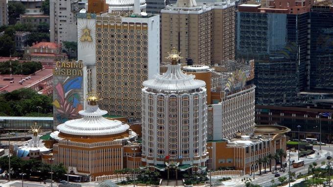 澳門葡京人度假村2020年開幕 斥資50億 不設賭場