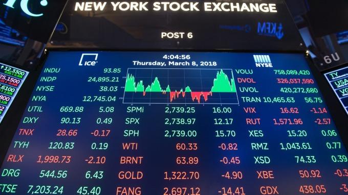分析師:美股開始算計經濟衰退可能性 牛市或將近終點      (圖:AFP)