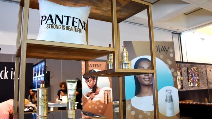 潘婷系列洗髮精是寶僑的品牌之一       (圖:AFP)