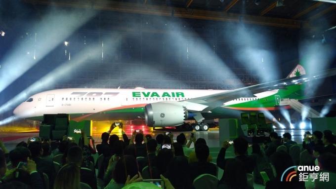長榮首架787下月首航香港 2022年機隊規模將逾百架