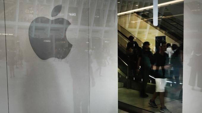 蘋果10月30日將舉行二次新品發表會(圖:AFP)