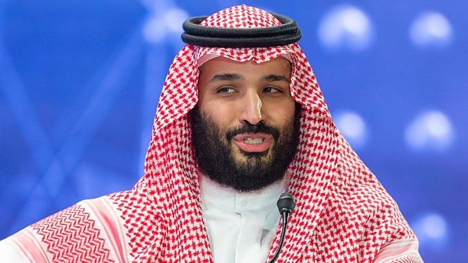 圖:AFP  沙烏地阿拉伯王儲Salman