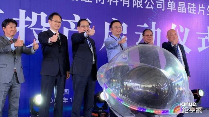〈合晶鄭州新廠啟用〉第二階段規劃12吋產能 屆時年產值上看20億人民幣
