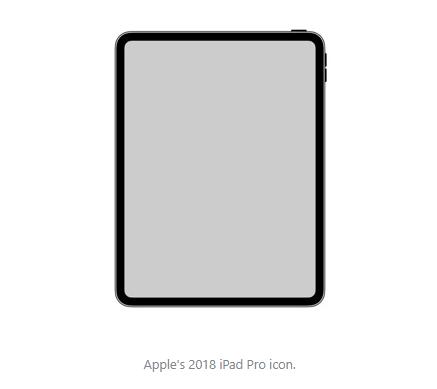新iPad 圖標 (圖:appleinsider)