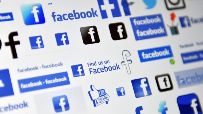 Facebook財報符合預期。(圖:AFP)