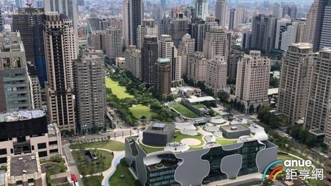 台中市10月房屋買賣移轉戶數創今年新高,成長近5成。(鉅亨網記者張欽發攝)