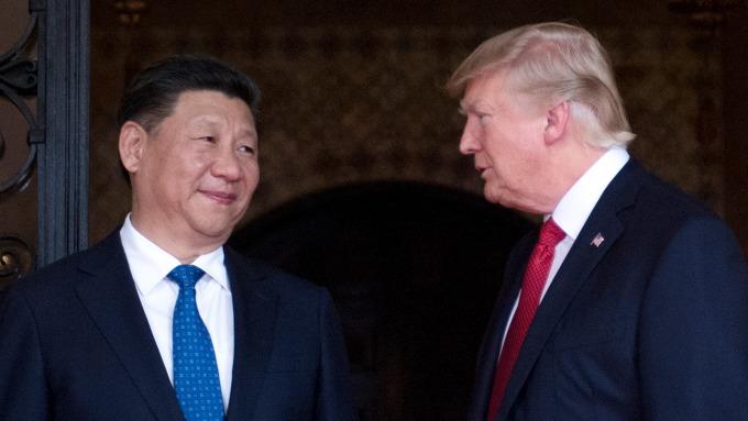 川普與習近平將於G20峰會會面。(圖:AFP)