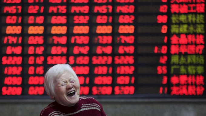陸股ETF。(圖:AFP)