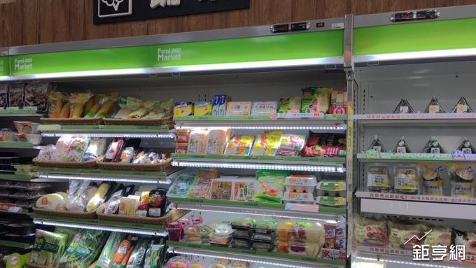 全家超市型店鋪。(鉅亨網資料照)