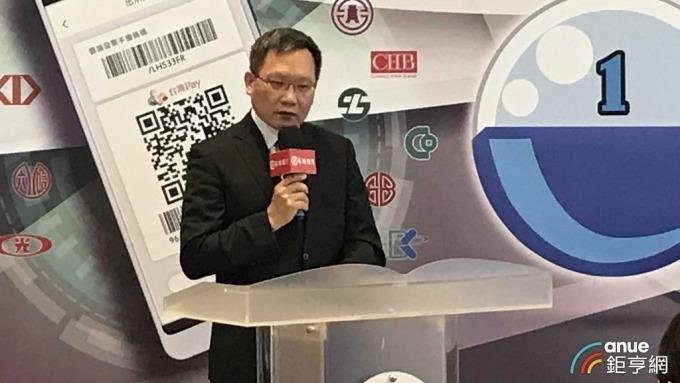 台灣Pay的催生者、財政部部長蘇建榮今(6)日表示,,包括香港、日本、韓國、新加坡與馬來西亞等都在推動共同標準QR Code。(鉅亨網記者郭幸宜攝)