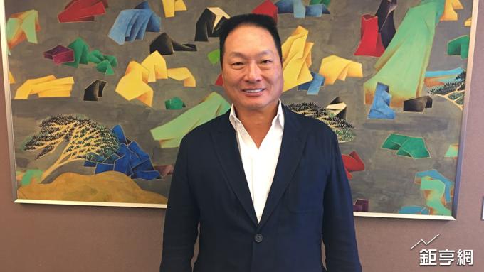 東森購物董事長王令麟。(鉅亨網資料照)
