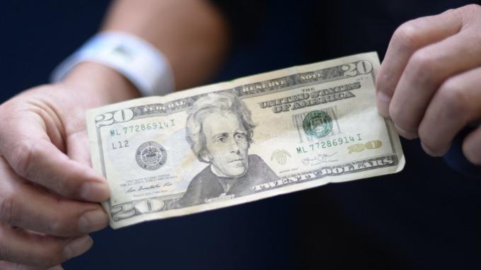 美元牛市恐面臨風險。(圖:AFP)