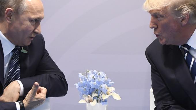 克里姆林宮方面表示,美俄關係前景不樂觀。(圖:AFP)