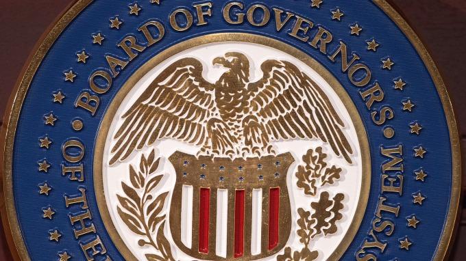 Fed 標徽 (圖:AFP)