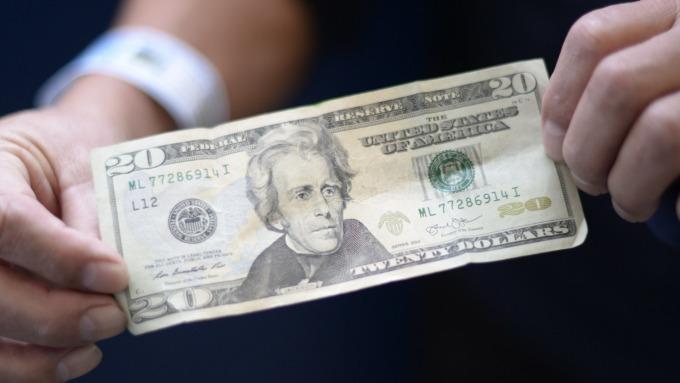3個月期美元LIBOR刷新十年新高。(圖:AFP)