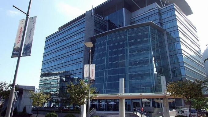 香港科技園公司總部 (圖:維基百科)