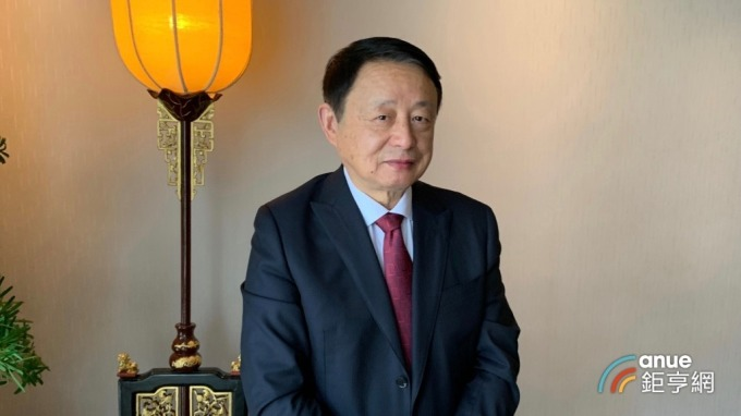 興能高董事長邢雪坤。(鉅亨網記者林薏茹攝)