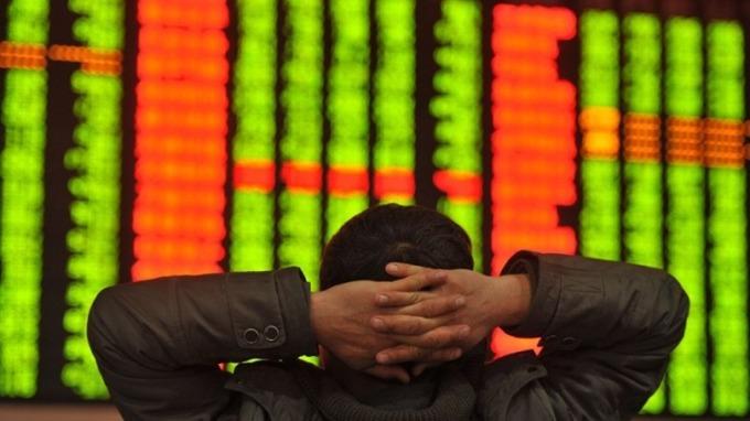 科技股繼續面臨信心危機。 (圖:afp)