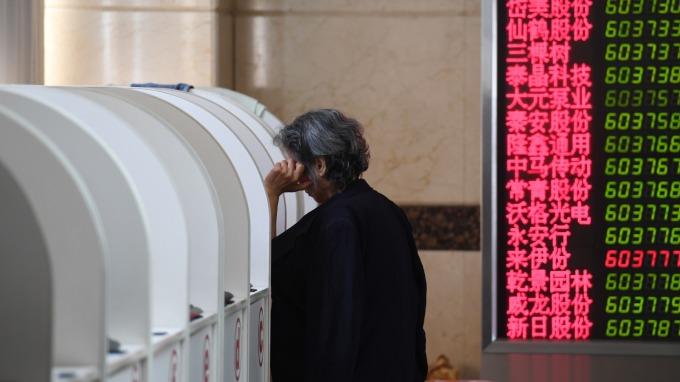 證監會主席再出馬穩市場信心(圖:AFP)