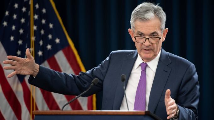 鮑爾對美國經濟表達樂觀(圖:AFP)