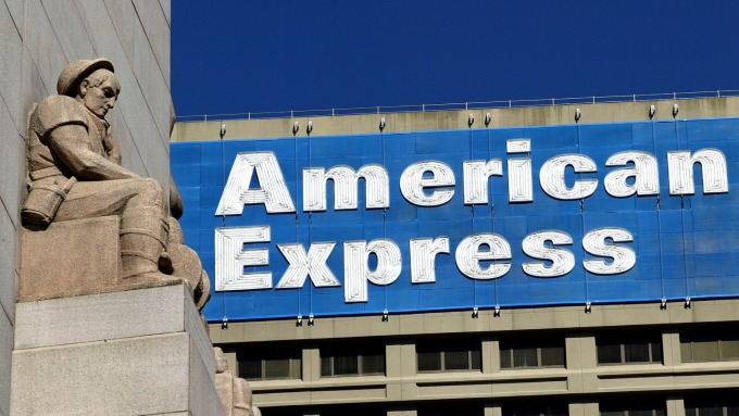 美國運通 (AXP-US)  成為首家進軍中國市場的外國信用卡公司。(圖:AFP)