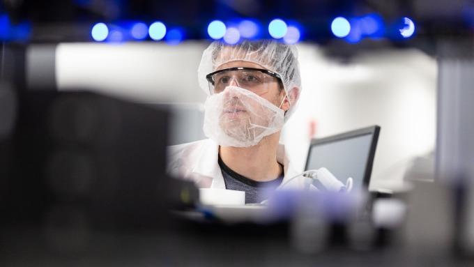 mRNA療法「獨角獸」申請IPO,估值達70億美元。(圖片取自Moderna Therapeutics官網)