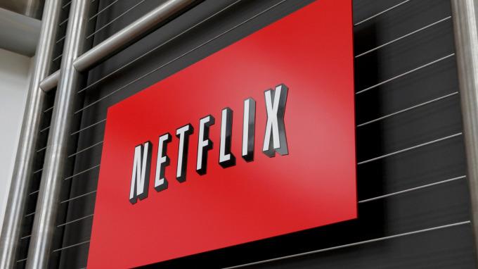 Netflix。(圖:AFP)
