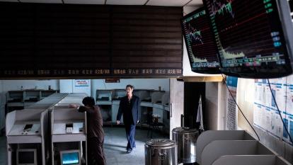 墨比爾斯(Mark Mobius)看好新興市場股市表現。(圖:AFP)