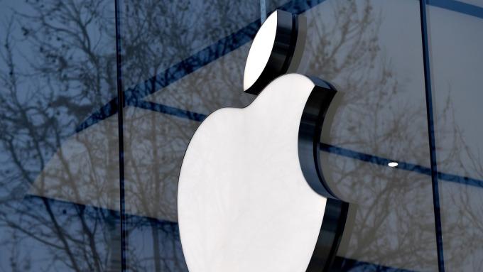 蘋果亞洲供應商全線重挫。(圖:AFP)