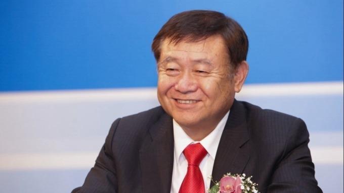 英利-KY董事長林啟彬。(圖:英利提供)