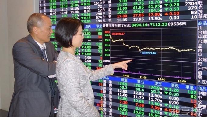 費城半導體指數昨日在美股一枝獨秀上漲有助台灣電子股回穩。(鉅亨網資料照)