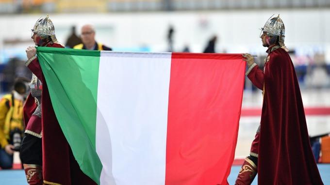義大利堅決不改預算目標。(圖:AFP)