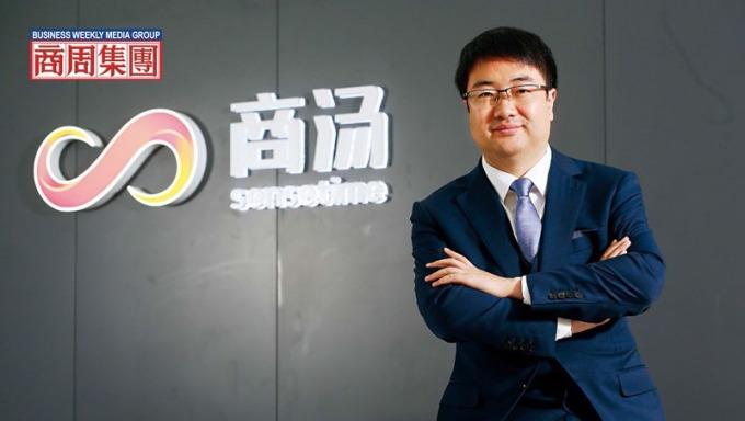 商湯香港總經理尚海龍(圖)說,商湯對AI技術商業化的極致追求,是投資人追捧關鍵。(攝影者.駱裕隆)