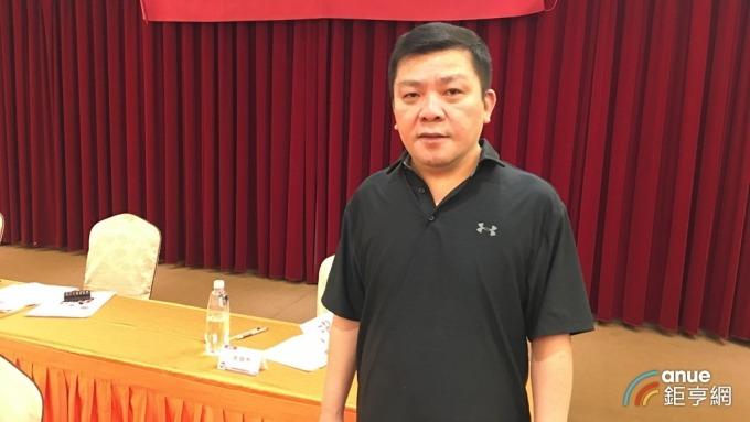 美食董事長吳政學。(鉅亨網資料照)