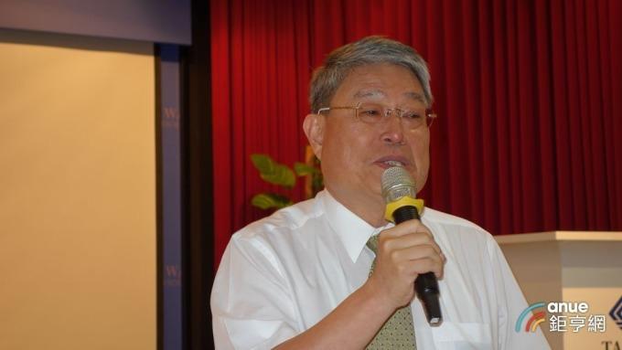 南僑總經理李勘文。(亨網記者張欽發攝)