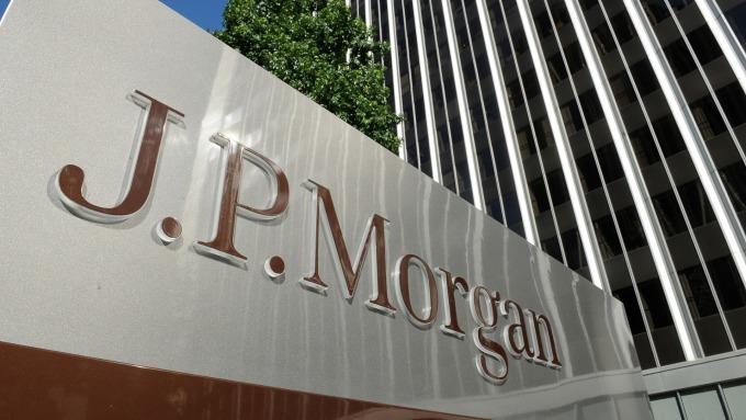摩根大通預計美國經濟放緩。(圖:AFP)