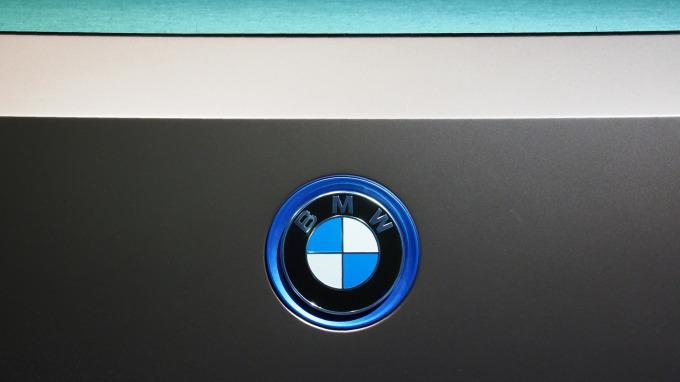 德國汽車製造商BMW(圖:AFP)
